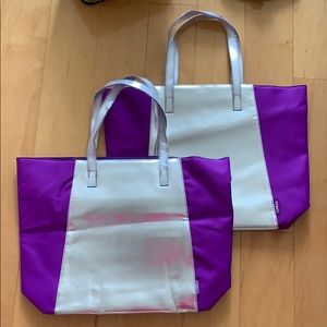 Clinique Tote Bags 2 for $25